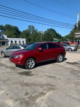 2010 Lexus RX 350 for sale at AUTOMETRICS in Brunswick ME