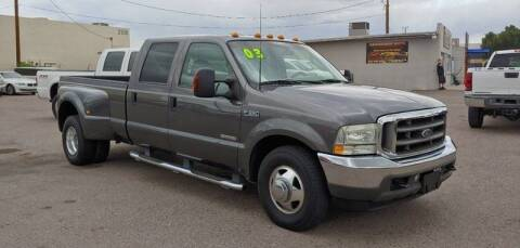2003 Ford F-350 Super Duty for sale at Advantage Motorsports Plus in Phoenix AZ