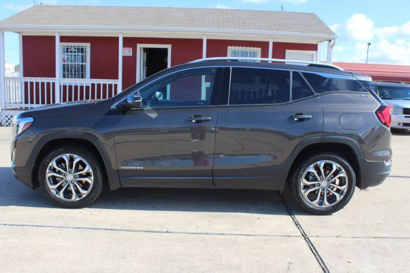 2020 GMC Terrain for sale at AMT AUTO SALES LLC in Houston TX