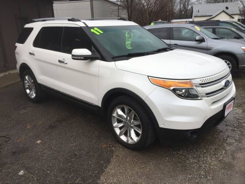 2011 Ford Explorer for sale at G LONG'S AUTO EXCHANGE in Brazil IN