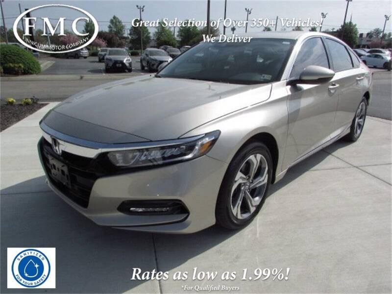 2020 Honda Accord for sale in Americus, GA