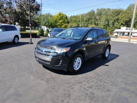2014 Ford Edge for sale at Keens Auto Sales in Union City OH