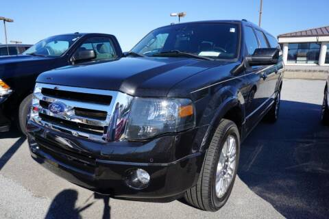 2013 Ford Expedition EL for sale at Modern Motors - Thomasville INC in Thomasville NC