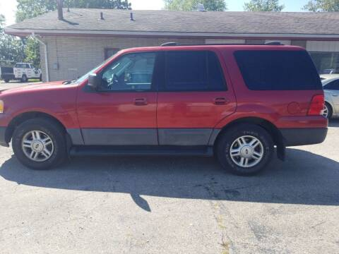 2004 Ford Expedition for sale at David Shiveley in Mount Orab OH