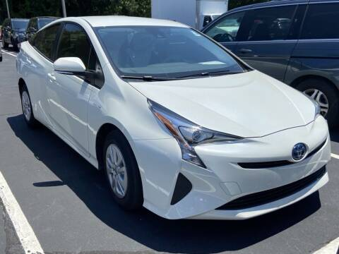 2018 Toyota Prius for sale at Stearns Ford in Burlington NC