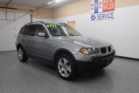 2005 BMW X3 for sale at 777 Auto Sales and Service in Tacoma WA