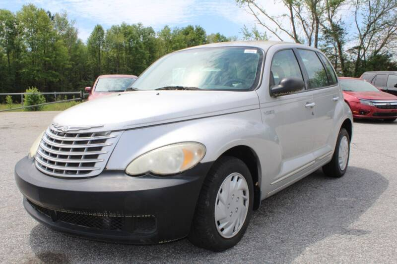 2006 Chrysler PT Cruiser for sale at UpCountry Motors in Taylors SC