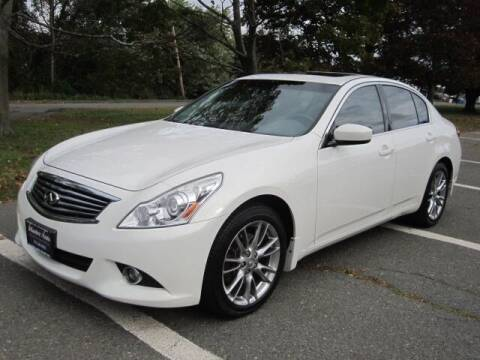 2011 Infiniti G37 Sedan for sale at Master Auto in Revere MA