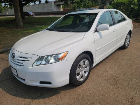 2007 Toyota Camry for sale at EXECUTIVE AUTOSPORT in Portland OR