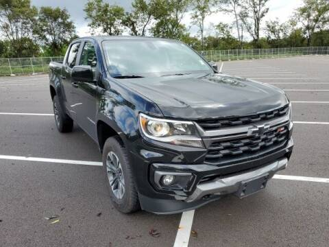 2021 Chevrolet Colorado for sale at Parks Motor Sales in Columbia TN