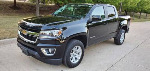 2017 Chevrolet Colorado for sale at Western Star Auto Sales in Chicago IL
