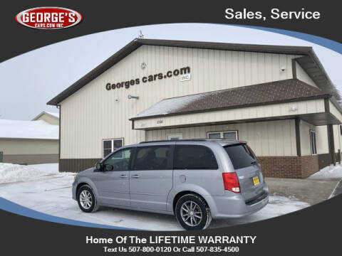 2016 Dodge Grand Caravan for sale at GEORGE'S CARS.COM INC in Waseca MN