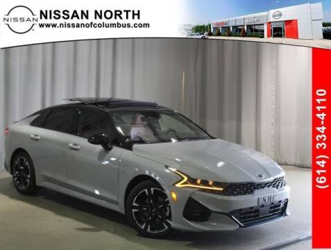 2021 Kia K5 for sale at Auto Center of Columbus in Columbus OH