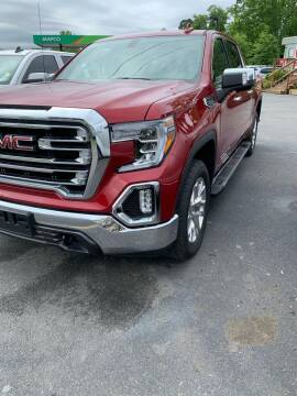 2019 GMC Sierra 1500 for sale at BRYANT AUTO SALES in Bryant AR