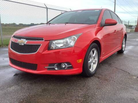 2014 Chevrolet Cruze for sale at Affordable Mobility Solutions, LLC - Standard Vehicles in Wichita KS