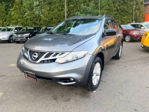 2014 Nissan Murano for sale at The Car House in Butler NJ