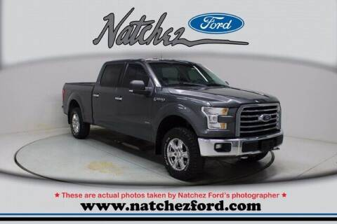 2017 Ford F-150 for sale at Auto Group South - Natchez Ford Lincoln in Natchez MS