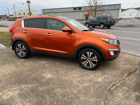 2011 Kia Sportage for sale at All American Autos in Kingsport TN