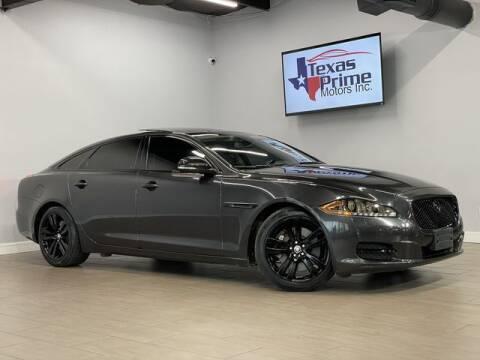 2011 Jaguar XJL for sale at Texas Prime Motors in Houston TX
