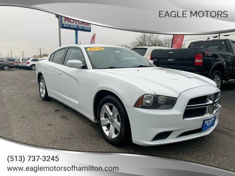 2012 Dodge Charger for sale at Eagle Motors in Hamilton OH