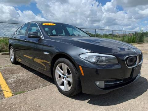 2011 BMW 5 Series for sale at Speedy Auto Sales in Pasadena TX