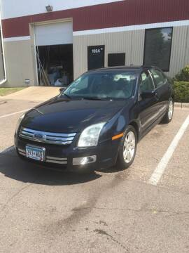 2008 Ford Fusion for sale at Specialty Auto Wholesalers Inc in Eden Prairie MN