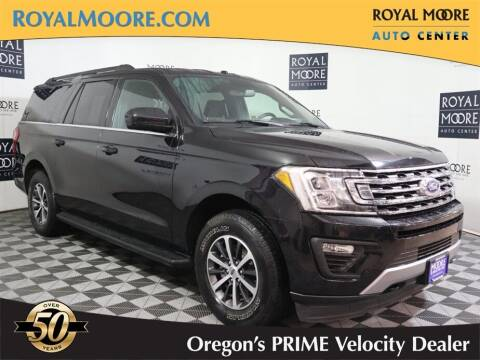 2019 Ford Expedition MAX for sale at Royal Moore Custom Finance in Hillsboro OR