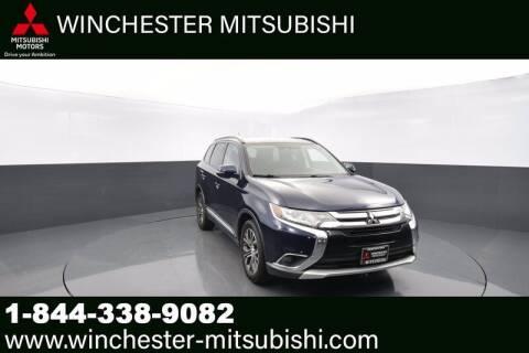 2016 Mitsubishi Outlander for sale at Winchester Mitsubishi in Winchester VA