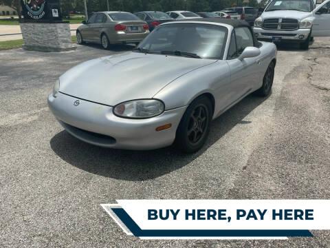 1999 Mazda MX-5 Miata for sale at H3 MOTORS in Dickinson TX