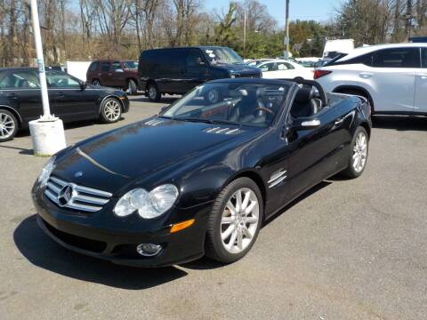 2007 Mercedes-Benz SL-Class for sale at United Auto Land in Woodbury NJ