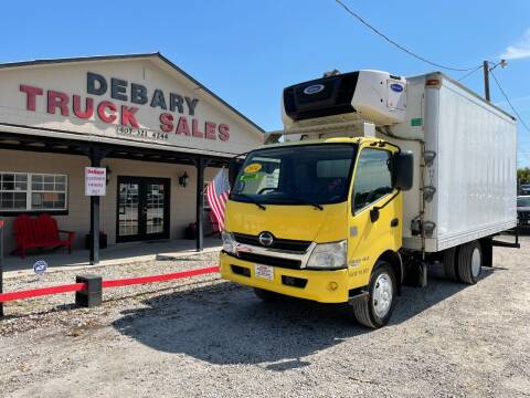 2014 Hino 195 REFRIGERATED for sale at DEBARY TRUCK SALES in Sanford FL