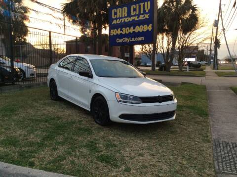 2013 Volkswagen Jetta for sale at Car City Autoplex in Metairie LA