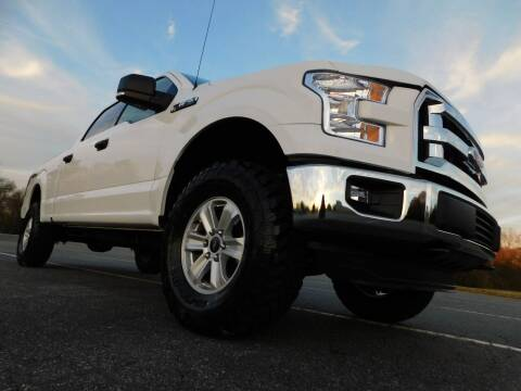 2016 Ford F-150 for sale at Used Cars For Sale in Kernersville NC