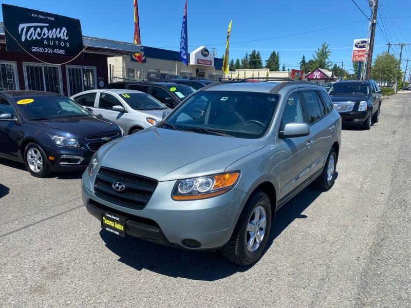 2008 Hyundai Santa Fe for sale at Tacoma Autos LLC in Tacoma WA