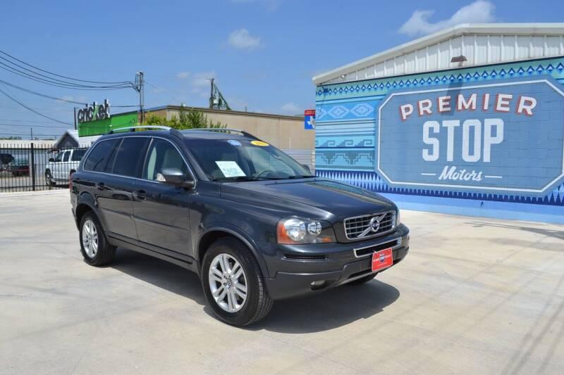 2011 Volvo XC90 for sale at PREMIER STOP MOTORS LLC in San Antonio TX
