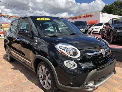 2016 FIAT 500L for sale at Cars of Tampa in Tampa FL