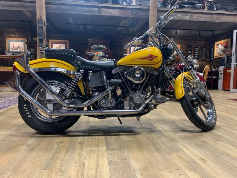 1980 Harley-Davidson Shovelhead for sale at Pro Auto Sales and Service in Ortonville MN