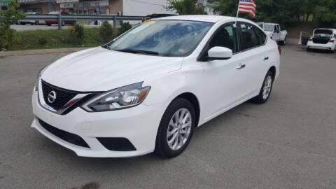 2019 Nissan Sentra for sale at A & A IMPORTS OF TN in Madison TN