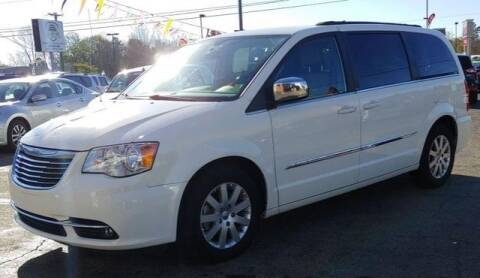 2012 Chrysler Town and Country for sale at L&M Auto Import in Gastonia NC