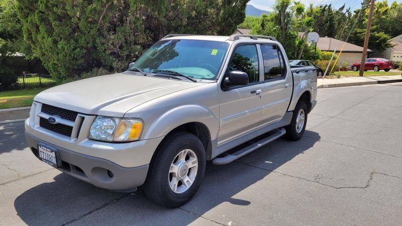 2003 Ford Explorer Sport Trac for sale at CAR CITY SALES in La Crescenta CA
