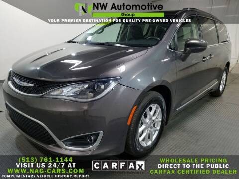 2020 Chrysler Pacifica for sale at NW Automotive Group in Cincinnati OH