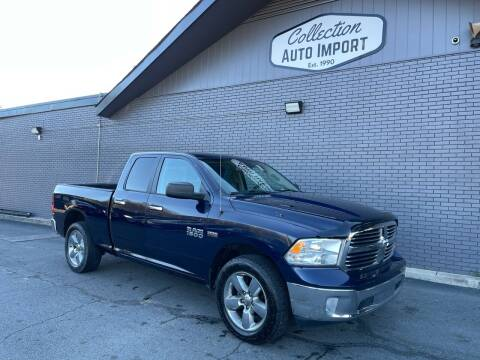 2016 RAM Ram Pickup 1500 for sale at Collection Auto Import in Charlotte NC