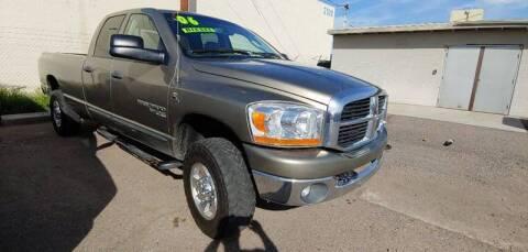 2006 Dodge Ram Pickup 3500 for sale at Advantage Motorsports Plus in Phoenix AZ