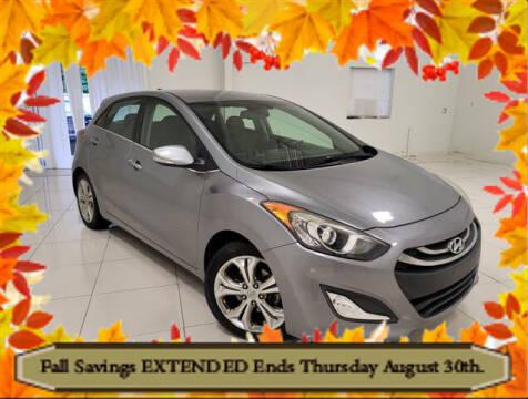 2014 Hyundai Elantra GT for sale at Southern Star Automotive, Inc. in Duluth GA