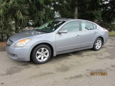 2008 Nissan Altima for sale at B & C Northwest Auto Sales in Olympia WA