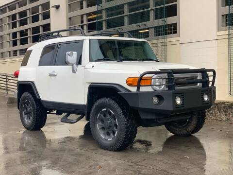 2010 Toyota FJ Cruiser for sale at LANCASTER AUTO GROUP in Portland OR