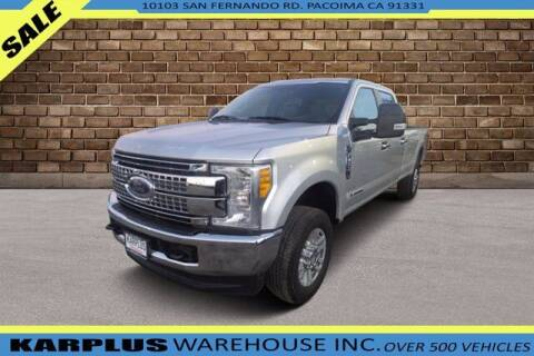 2017 Ford F-350 Super Duty for sale at Karplus Warehouse in Pacoima CA