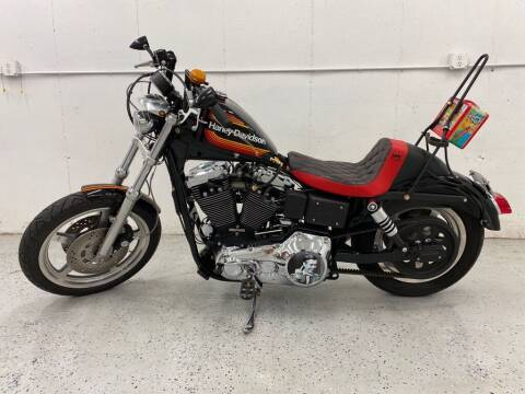 1995 HARLEY DAVIDSON FXDS for sale at AutoSmart in Oswego IL