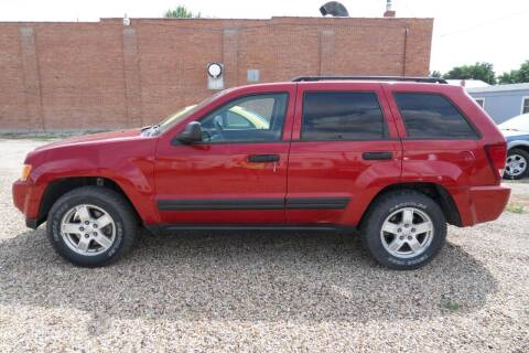 2006 Jeep Grand Cherokee for sale at Paris Fisher Auto Sales Inc. in Chadron NE