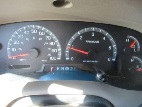 2000 Ford F-150 for sale at Dallas Auto Mart in Dallas GA